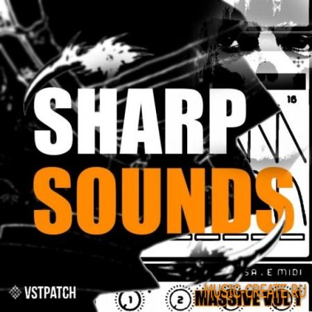 vstpatch.com - Sharp Sounds Massive vol.1 (Massive presets)