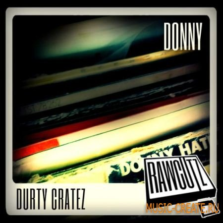 Rawcutz - Durty Cratez - Dirty Beats and Crate Samples (WAV REX2) - сэмплы Hip Hop