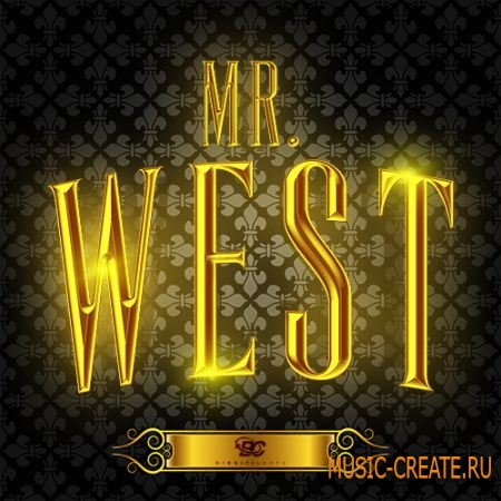Big Citi Loops - Mr West (WAV) - сэмплы Hip Hop, Rap