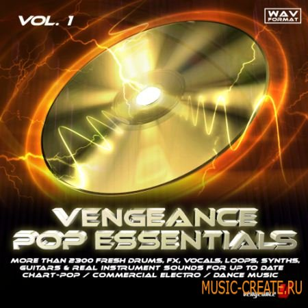 Vengeance - Pop Essentials Vol. 1 (WAV) - сэмплы Pop