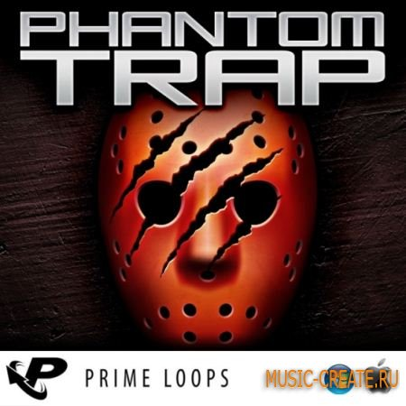 Prime Loops - Phantom Trap (MULTiFORMAT) - сэмплы Trap