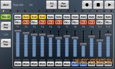 GrooveMixer Pro – Beat Studio v1.4.0 (Android 2.3+)