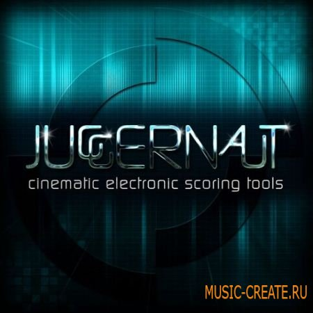 Impact Soundworks - Juggernaut Cinematic Electronic Scoring Tools (WAV) - кинематографические сэмплы