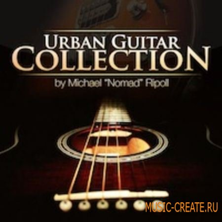 Big Fish Audio - Urban Guitar Collection (MULTiFORMAT) - сэмплы гитары