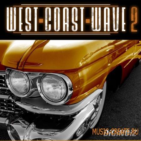 Diginoiz - West Coast Wave Vol.2 (MULTiFORMAT) - сэмплы West Coast, Hip Hop