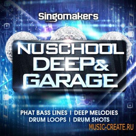 Singomakers - Nu School Deep and Garage (WAV REX2 MIDI) - сэмплы Nu School Deep, Garage