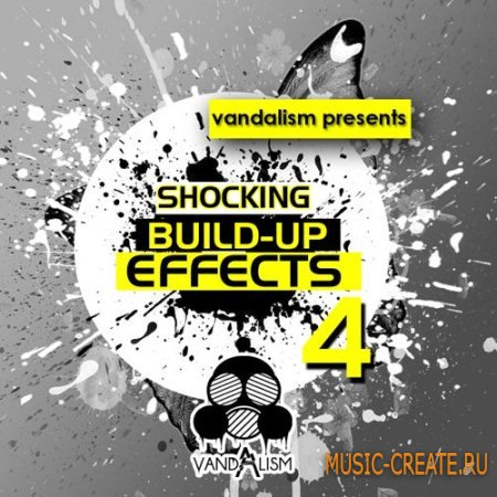 Vandalism - Shocking Build Up Effects 4 (WAV) - звуковые эффекты