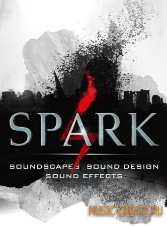 Big Fish Audio - Spark (WAV/AiFF/REX/RMX) - звуковые эффекты