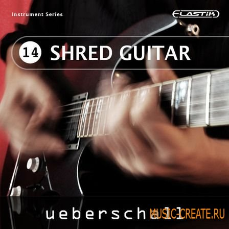 Ueberschall - Shred Guitar (ELASTiK) - банк для плеера ELASTIK