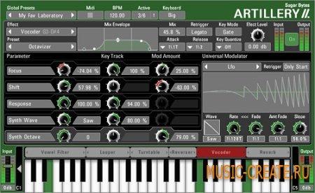 Sugar Bytes - Artillery 2 v2.3.1 WiN / OSX (Team R2R) - ������ ������-������
