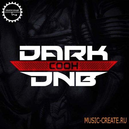 Industrial Strength Records - Cooh Dark DnB (MULTiFORMAT) - сэмплы DnB