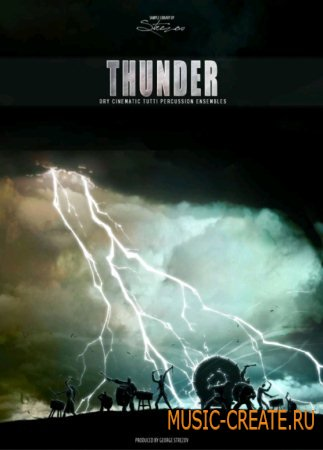 Strezov Sampling - Thunder (KONTAKT) - библиотека перкуссии