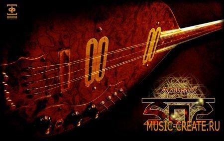 Soundiron - Acoustic Saz (KONTAKT) - библиотека звуков саза
