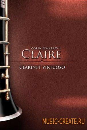 8Dio - Clarinet Virtuoso (KONTAKT) - библиотека звуков кларнета