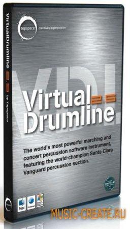 TapSpace - Virtual DrumLine v2.5.5 (KONTAKT) - библиотека звуков перкуссии