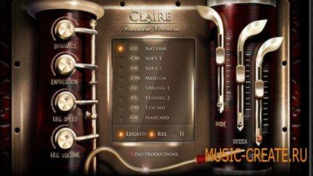 8Dio - Claire Bassoon Virtuoso (KONTAKT) - библиотека звуков фагота