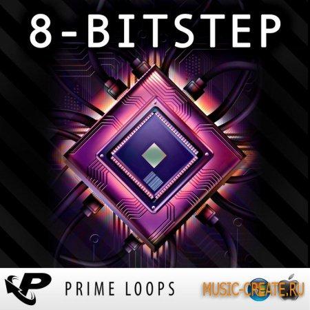 Prime Loops - 8 Bitstep (MULTiFORMAT) - сэмплы Glitch Dubstep, Dubstep