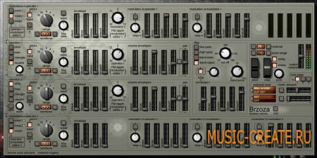Saltline - Brzoza v.1.0.1 WIN - FM синтезатор
