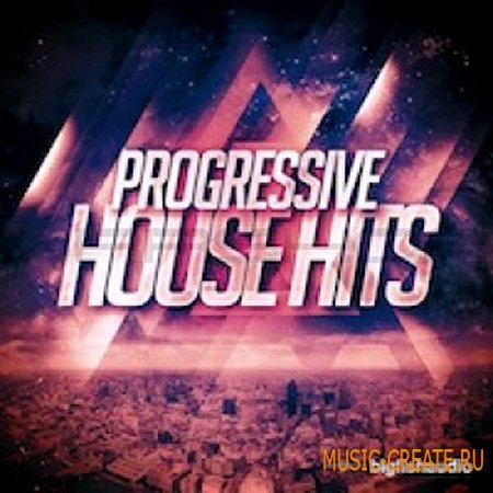 Big Fish Audio - Progressive House Hits (MULTiFORMAT / Kontakt) - сэмплы Progressive House
