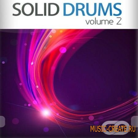 Myloops - Solid Drums Volume 2 (WAV REX2) - драм сэмплы