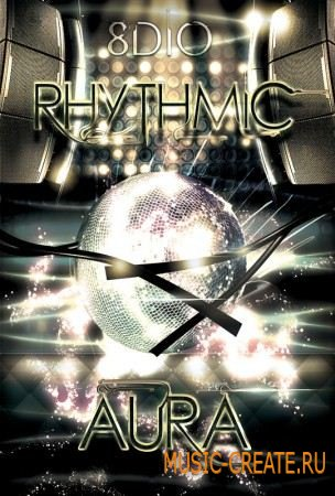 8Dio - Rhythmic Aura Vol.1 Acoustic (KONTAKT) - звуки акустических инструментов