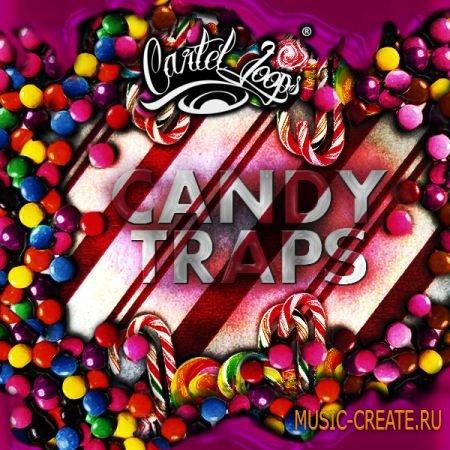 Cartel Loops - Candy Traps (WAV MIDI) - сэмплы Trap