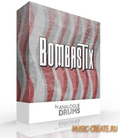 Analogue Drums - Bombastix (KONTAKT) - библиотека ударных