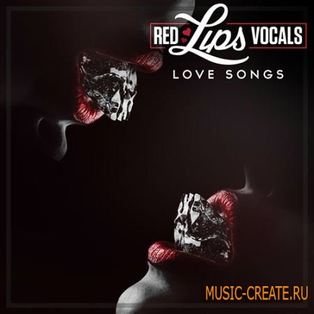 Diginoiz - Red Lips Vocals Love Songs (ACiD WAV AiFF) - вокальные сэмплы