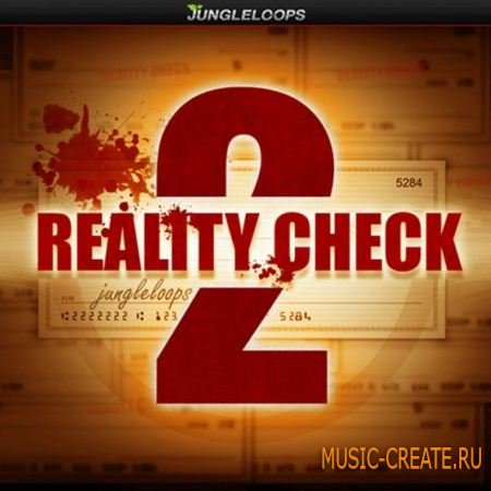 Jungle Loops - Reality Check 2 (WAV MiDi FLP) - сэмплы Hip Hop, Trap, Dirty South