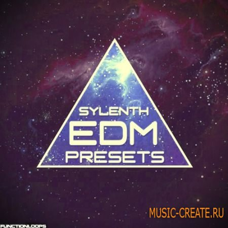 Function Loops - Sylenth EDM (Sylenth1 Presets MIDI)