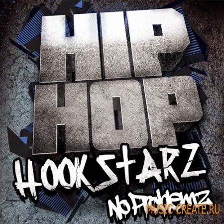 CG3 Audio - Hip Hop Hook Starz No Problemz (WAV) - сэмплы Hip Hop