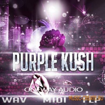 Oneway Audio - Purple Kush (WAV MIDI) - сэмплы R&B, Dirty South