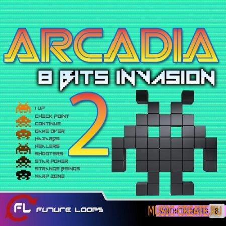 Future Loops - ARCADIA 8 BITS INVASION 2 (WAV) - сэмплы 8 бит