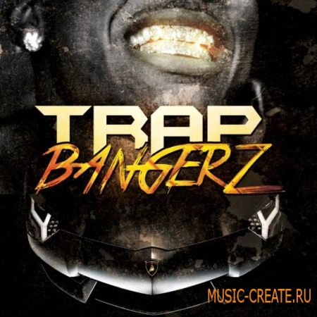 Big Fish Audio - Trap Bangerz (MULTiFORMAT) - сэмплы Trap