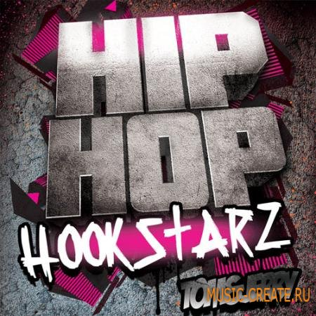 CG3 Audio - Hip Hop Hook Starz T and J (WAV) - сэмплы Hip Hop
