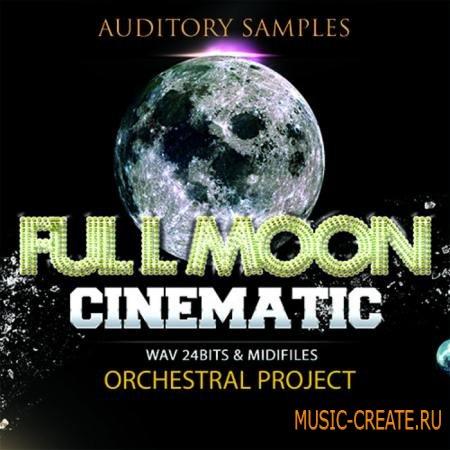 Auditory - Cinematic Full Moon (WAV MIDI) - кинематографические сэмплы