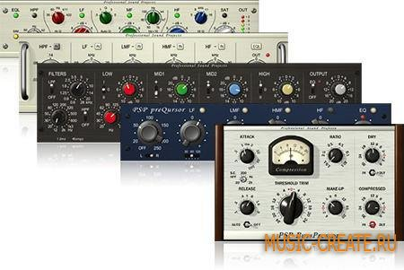 PSPaudioware - Plugins PACK 2014.01.09 WiN (Team R2R) - сборка плагинов