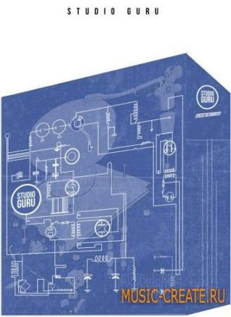 Young Guru - Studio Guru Essential Drums Vol.1 (WAV) - драм сэмплы