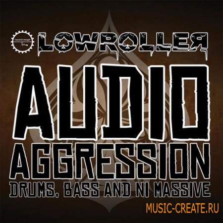 Industrial Strength Records - Lowroller Audio Agression (MULTiFORMAT) - сэмплы Hard DnB, DnB, Crossbreed, Hardcore