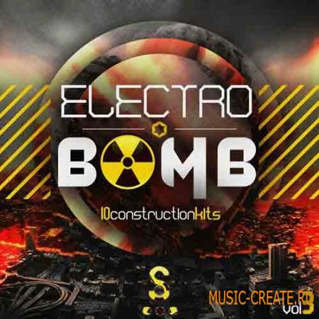 Golden Samples - Electro Bomb Vol 3 (WAV MIDI) - сэмплы Electro House