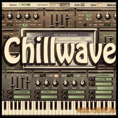 Sylenth Chillwave Preset Soundbank + Massive Super Saws (Sylenth + Massive presets)