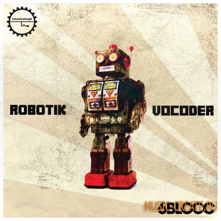 Industrial Strength Records - 6Blocc: Robotic Vocoder (WAV) - вокальные сэмплы