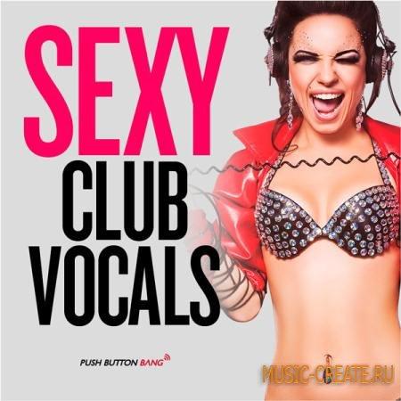 Push Button Bang - Sexy Club Vocals (WAV) - вокальные сэмплы