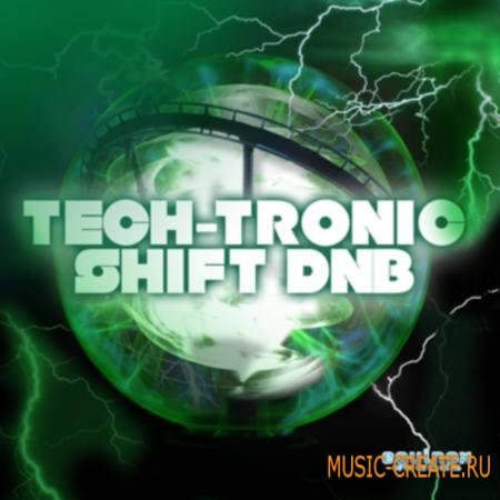 Equinox Sounds - Tech Tronic Shift DNB (WAV APPLE) - сэмплы  Drum & Bass