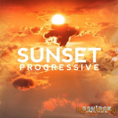 Equinox Sounds - Sunset Progressive (WAV MiDi APPLE) - сэмплы Deep Progressive, Deep House