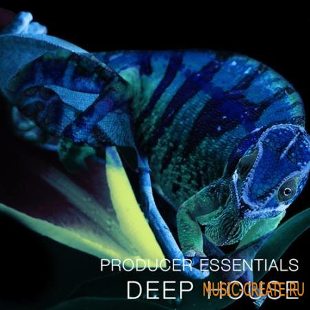 SPF Samplers - Producer Essentials Deep House (WAV MiDi massive/sylenth1 Presets) - сэмплы Deep House