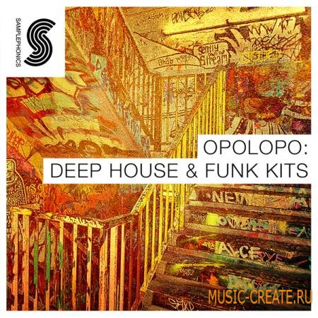 Samplephonics - Opolopo: Deep & Funky House Kits (MULTiFORMAT) - сэмплы Deep House, Funky House