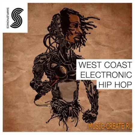 Samplephonics - West Coast Electronic Hip-Hop (MULTiFORMAT) - сэмплы Hip Hop, West Coast