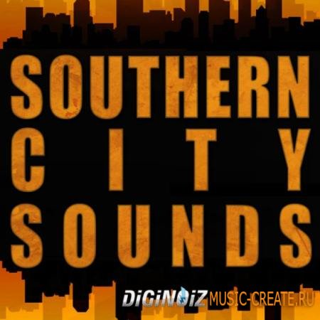 Diginoiz - Southern City Sounds (ACiD WAV AiFF REX2 REFiLL) - сэмплы Dirty South, Hip Hop