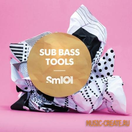 Sample Magic - Sub Bass Tools (WAV) - сэмплы саб басов